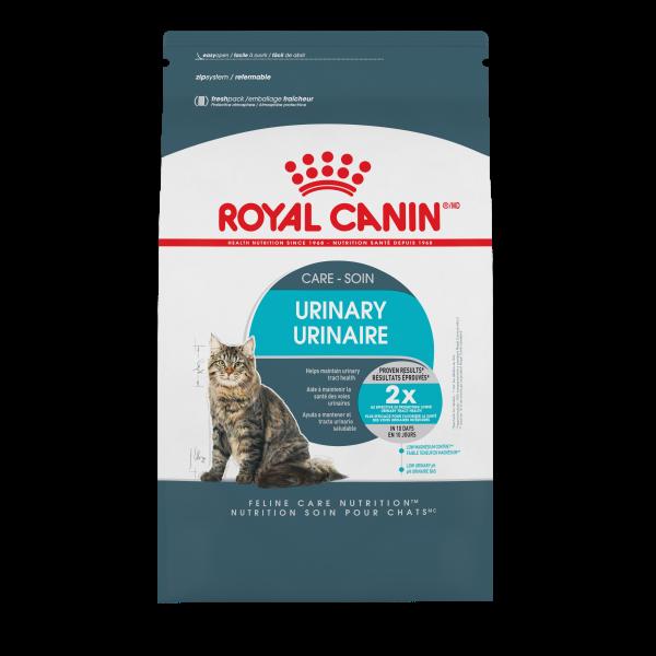 Feline urinary so корм royal canin