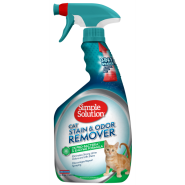 Simple Solution Cat Stain & Odor Remover Spray 32 oz