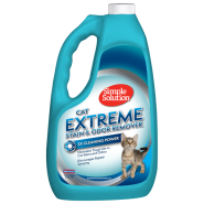 Simple Solution Extreme Cat Stain & Odor Remover Gallon