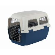 Marchioro Ithaka 4 Pet Carrier Deluxe Blue 27.75x19.5x20.25""