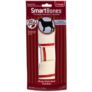 SmartBones Classic Bone Chews Chicken LG 1 pk