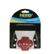 Hero Natural Rubber Multi-Directional Ball Small 2.5""