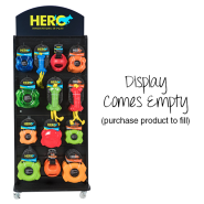 Hero Empty POP Display
