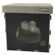 Garfield Cat Condo Grey