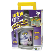 Urine-Off Cat w/ LED Clean-Up Combo Kit