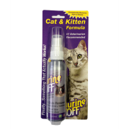 Urine-Off Cat Blister Pack 1 x 4 oz