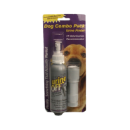 Urine-Off Dog Blister W/Light Strip 1x4 oz