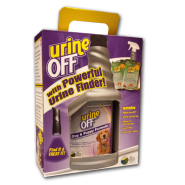 Urine-Off Cat/Dog w/ LED Clean-Up Combo Kit