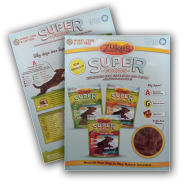 Zukes Super Foods Sell Sheet