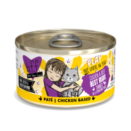 BFF Play Pate Chicken & Beef Best Buds 12/2.8 oz
