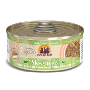 Weruva Cat Stews Stewy Lewis Lamb Chicken & Salmon 8/5.5 oz
