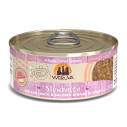 Weruva Cat Stews Stewbacca Chicken Duck & Salmon 8/5.5 oz