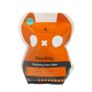 Rufus & Coco Wee Kitty Clumping Corn Litter 4.4 lb