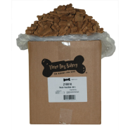 3Dog Bulk Biscuits Peanut Butter 20 lb