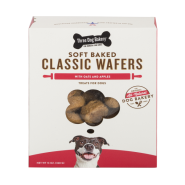 3Dog Classic Wafers Apple Oatmeal 13 oz