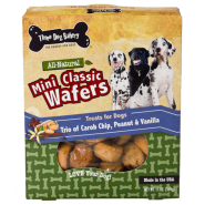 3Dog Classic Wafers Miniatures CC V & P Flavor 13 oz