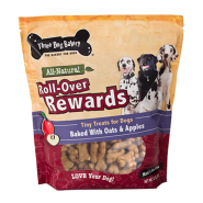 3Dog Roll-Over Rewards Oatmeal Apple 32 oz