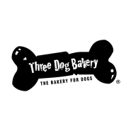 Three Dog Bakery EndCap Signage