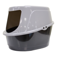 Litter Box w/Hood Small