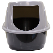 Litter Box w/Hood Large