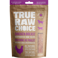 TRC Dog/Cat Dehydrated Raw Treats Chicken Breast 110 g