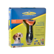 Furminator Med Short Hair Grooming Kit