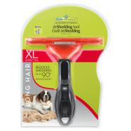 Furminator Long Hair deShedding Tool for Giant Dogs