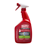 NM Cat Advanced Stain & Odour Remover Spray 946 mL