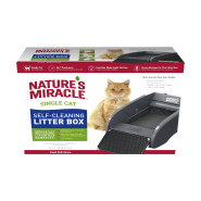 NM Self Cleaning Litter Box Single Cat 2nd Edition