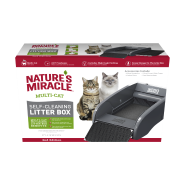 NM Self Cleaning Litter Box Multi Cat 2nd Edition