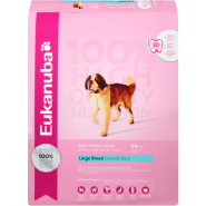 Eukanuba Adult Large Breed Weight Control 30 lb