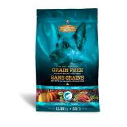 Wholesome Blend Dog Grain Free LID Salmon Lg Breed 11.36 kg