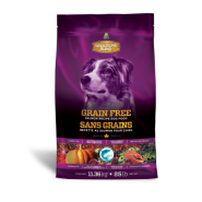 Wholesome Blend Dog Grain Free LID Salmon 11.36 kg