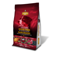 Wholesome Blend Dog Grain Free Red Meat 2.27 kg