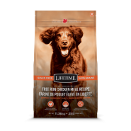 Lifetime Dog GF Free Run Chicken 11.36 kg
