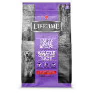 Lifetime Dog ALS Lg Breed Chicken & Oatmeal 11.4 kg