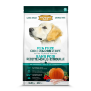 Wholesome Blend Dog Pea Free Cod & Pmpkn Lg Breed ALS 11.4kg