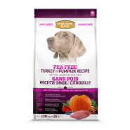 Wholesome Blend Dog Pea Free Trky &Pmpkn Lg Breed ALS 11.4kg