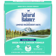NB LID Cat Green Pea & Chicken 10 lb