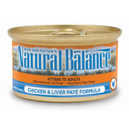 NB Cat Chicken & Liver Pate 24/3 oz