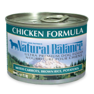 NB Dog Chicken 12/6 oz