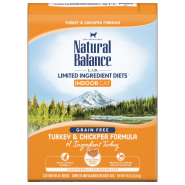 NB LID Cat Indoor Turkey & Chickpea 10 lb