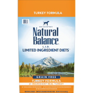 NB LID Dog High Protein Turkey 24 lb