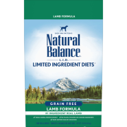 NB LID Dog High Protein Lamb 12 lb