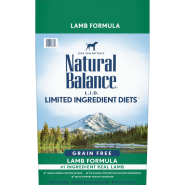 NB LID Dog High Protein Lamb 24 lb
