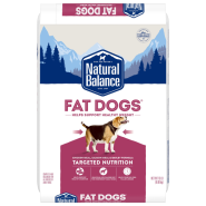 NB Fat Dogs Chicken & Salmon Low Calorie 15 lb