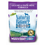 NB LID Dog Legume & Duck Meal 4.5 lb