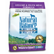 NB LID Dog Legume & Duck Meal 12 lb