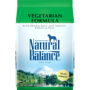 NB Dog Vegetarian 4.5 lb