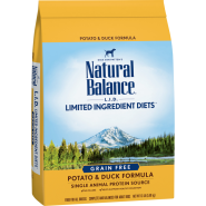 NB LID Dog Potato & Duck 13 lb